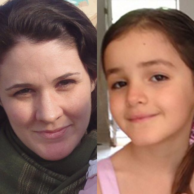 Allana Haist, left, and daughter Layla Sabry