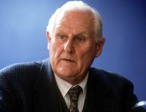 Peter Vaughan.