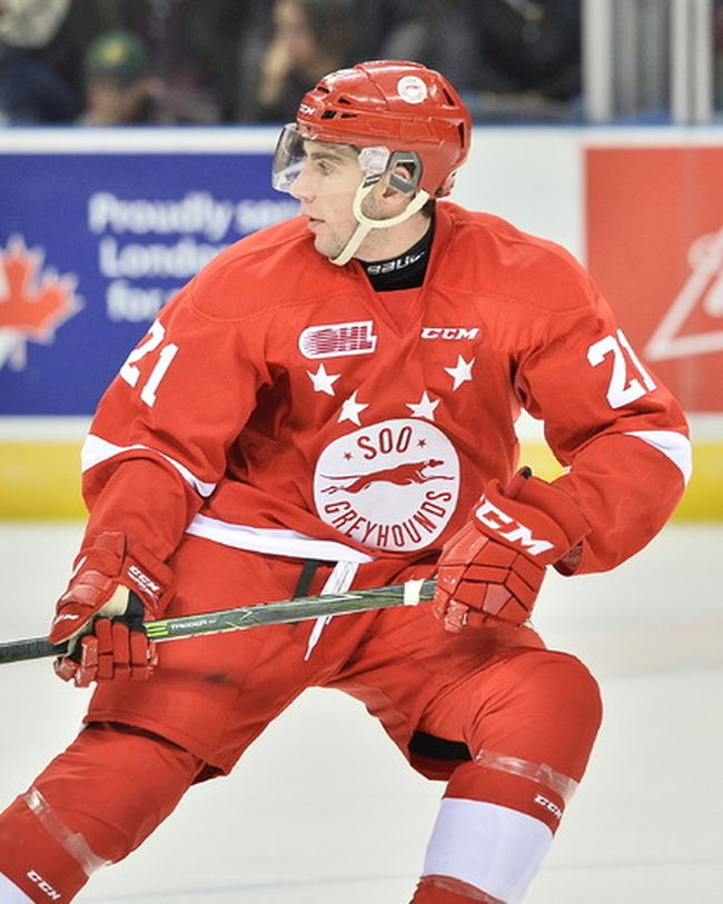 Thorold native Conor Timmins tops a mid-season poll that asked members of the media to pick top the Ontario Hockey League's best defenceman.