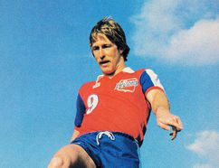 Canadian-born Brian Budd starred for the Toronto Blizzard in the old NASL in the 1980s. (CSA photo)
