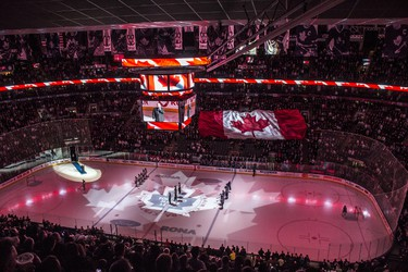 3. Air Canada Centre: Toronto's Air Canada Centre hosts major musical acts and sports teams. There's no shortage of Instagram moments in this building. PHOTO COURTESY TOURISM TORONTO