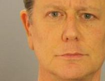 This undated photo provided by Dallas County Sheriff's Department shows Edward Judge Reinhold. Actor Judge Reinhold has been arrested on a disorderly conduct charge after a confrontation with security agents at Dallas Love Field. A Dallas Police Department statement says the 59-year-old actor was arrested Thursday afternoon, Dec. 8, 2016, after Transportation Security Administration employees reported that he refused to submit to a screening at a checkpoint. (Dallas County Sheriff's Department via AP)