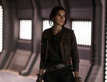 "Felicity Jones in ""Rogue One: A Star Wars Story."""