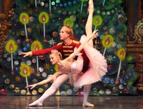 The State Ballet Theatre of Russia returns to perform The Nutcracker at the Grand Theatre on Dec. 10. (Supplied Photo)