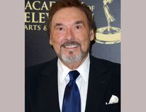 """This June 22, 2014 file photo shows actor Joseph Mascolo at the 41st annual Daytime Emmy Awards in Beverly Hills, Calif. Mascolo, an actor most well-known for his portrayal of the evil villain Stefano DiMera on NBC's daytime drama """"Days of our Lives,"""" died, Wednesday, Dec. 8, 2016. He was 87. (Photo by Richard Shotwell/Invision/AP, File)"""