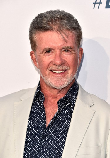 """FILE - DECEMBER 13: Actor Alan Thicke, known for his work on """"Growing Pains"""" and """"Fuller House"""", passed away on December 13, 2016.  He was 69 years old. LOS ANGELES, CA - AUGUST 27: Actor Alan Thicke attends The Comedy Central Roast of Rob Lowe at Sony Studios on August 27, 2016 in Los Angeles, California.  (Photo by Alberto E. Rodriguez/Getty Images)"""