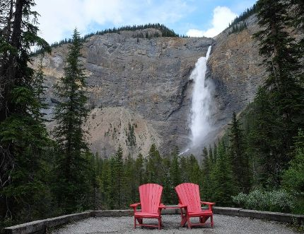 Yoho National Park is an awesome spot in the Kootenay Rockies area of British Columbia. It's a great place to visit in 2017. (JIM BYERS PHOTO)