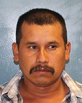 In this undated photo provided by the Tulare County Sheriff's Department is Francisco Valdivia. (Tulare County Sheriff's Department via AP)