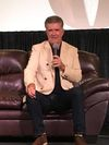 Alan Thicke, who died Tuesday, recalled his pivotal days in London at the London Comic Con in September. (Jamie Guillemette, Special to The Free Press)