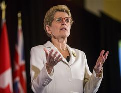 Kathleen Wynne. (File photo)
