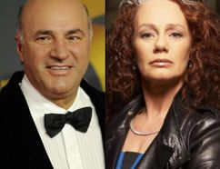 Kevin O'Leary and Arlene Dickinson (Postmedia Network files)