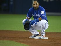 Free agent first baseman and DH Edwin Encarnacion is signing with the Indians, leaving the Blue Jays after eight seasons. (Veronica Henri/Toronto Sun)