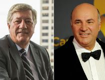 Mike Harris Kevin O'Leary