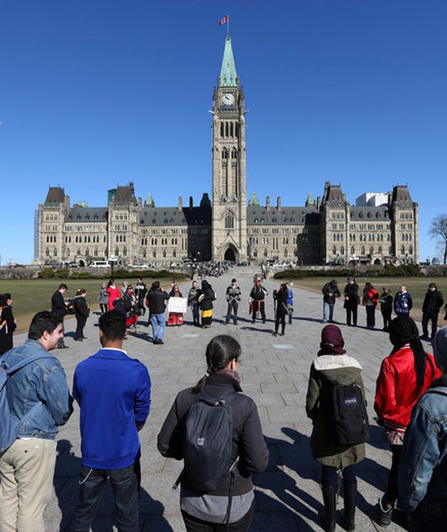 Ottawa will be the focus of attention in 2017 as Canada celebrates its 150th anniversary. Travel writer Bob Boughner says the nation's capitol is gearing up for a big party and has plenty of events planned for 2017. (File photo/Postmedia Network)