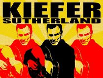 "Kiefer Sutherland's debut album ""Down in a Hole."""