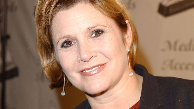 Carrie Fisher.  (Robert Mora/Getty Images)