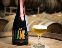 Beau's New Lange Syne is the kind of classy beer that will fit right in at a New Year's Eve gala.