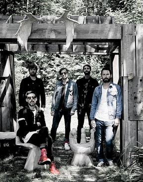 The Sam Roberts Band PHOTO: Submitted