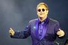 In this Thursday, May 26, 2016 file photo, musician Elton John performs during a show in Tel Aviv. (AP Photo/Dan Balilty, File)