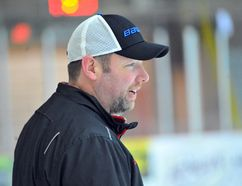 Brockville Braves general manager Dustin Traylen's patience is currently paying off as his team has seen a surge after a rough start to the season. (Jonathon Brodie/The Recorder and Times)