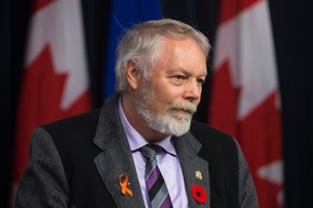 Don MacIntyre is the Wildrose Shadow Minister for Electricity & Renewables. David Bloom / Postmedia
