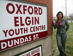 Oxford-Elgin Child and Youth Centre's new executive director Mamta Chail-Teves started her new job on January 3. (HEATHER RIVERS, Sentinel-Review)