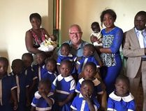 Airdrie's Dan Peters is heading to Congo for 18 days to with Home of Hope to help children and women who have been orphaned, abused, shunned or purposely injected with HIV. This will be a return trip for Peters who went to the Congo with Home of Hope five years ago.