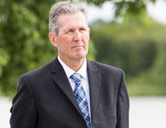 Postmedia's Winnipeg Sun name Premier Brian Pallister as its choice for Manitoba's top newsmaker of 2016. (File photo)