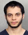 In this handout provided by the Broward Sheriff's Office, suspect Esteban Santiago, 26, poses for a mugshot photo in Fort Lauderdale, Florida. A shooter killed five people and wounded six others before he was taken into custody at the Fort Lauderdale-Hollywood International airport on January 7, 2017 in Fort Lauderdale, Florida. The alleged gunman, Esteban Santiago, 26, is reported to have flown from Alaska to Florida with a gun in a checked bag, and after landing used the gun to shoot people. (Photo by U.S. Marshals via Getty Images)