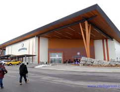 The completed Shorelines Casino, shown here during opening ceremonies on Wednesday January 11, 2017 in Belleville, Ont. Emily Mountney-Lessard/Belleville Intelligencer/Postmedia Network