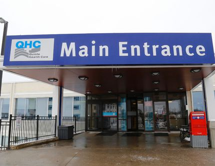 Luke Hendry/Intelligencer file photo For the second consecutive year, the regional laboratory at Belleville General Hospital has exceeded Cancer Care Ontario's target for completing post-surgery pathology reports.