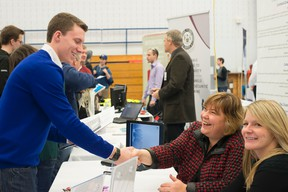 Loyalist College photo More than 75 local and regional employers will be attending the annual career fair at the Loyalist College campus next month.