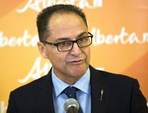 Alberta Finance Minister Joe Ceci Postmedia file photo