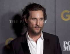 """Actor Matthew McConaughey attends The World Premiere of """"Gold"""" hosted by TWC - Dimension at AMC Loews Lincoln Square 13 theater on January 17, 2017 in New York City. (Photo by Dimitrios Kambouris/Getty Images)"""