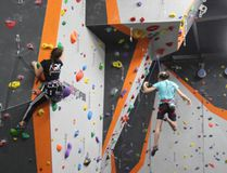 "Sudbury climbing facility ARC Climbing Yoga Fitness will host its second annual lead climbing competition, ""ARCtic Whipperfest"", on Friday at 7 p.m."