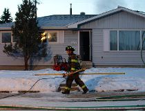 7107 and 89 Ave fire
