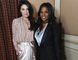 """This Jan. 13, 2017 file photo shows Idina Menzel, left, and Nia Long posing for a portrait to promote their film """"Beaches"""" at the Winter Television Critics Association press tour in Pasadena, Calif. The film, a remake of the 1988 film starring Bette Midler and Barbara Hershey, airs Saturday on Lifetime. (Photo by Richard Shotwell/Invision/AP, File)"""