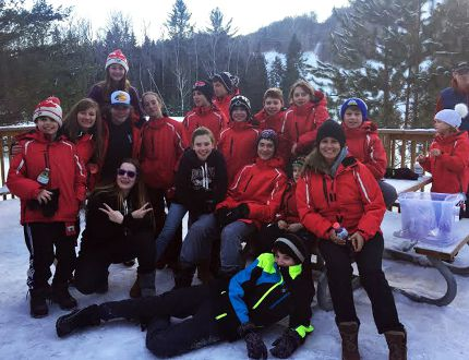 The Timmins Ski Racers brought home a solid haul of medals and impressive finishes from Mattawa's Mt. Antoine to open the Northern Ontario downhill ski race season last weekend. The team will be in Rouyn-Noranda for more competition this weekend. SUPPLIED PHOTO/THE DAILY PRESS