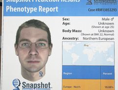 Greater Sudbury Police Investigators DNA composite of Renee Sweeney's killer.On January 27, 1998, 23 year old Renee Sweeney was attacked in her workplace, the Adults Only Video located at 1500 Paris Street, Greater Sudbury.