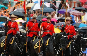 The RCMP Musical Ride will perform in Brandon and Winnipeg this June. (FILE PHOTO)