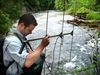 Steven J. Cooke, Assistant Professor of Fish Ecology and Conservation Physiology at Carleton University.
