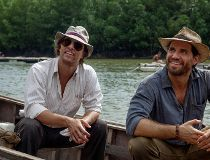 Matthew McConaughey and Edgar Ramirez in Gold.