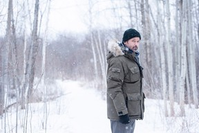 Billy Campbell plays Det. John Cardinal in CTV's Cardinal, which was shot in Sudbury and North Bay. Supplied photo