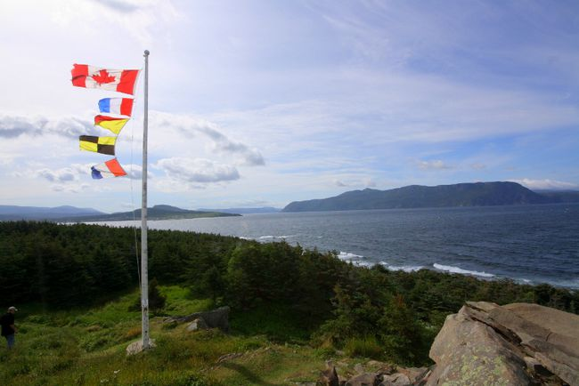 "The play ""Come From Away"" should spur even more visits to beautiful Newfoundland. The Broadway production begins in New York in February, 2017. JIM BYERS PHOTO"