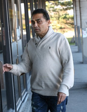 Kumar Kothary tried to bilk taxpayers out of almost $400,000 from the Ontario Disability Support Program. (STAN BEHAL/TORONTO SUN)