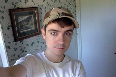Alexandre Bissonnette is pictured in a Facebook photo. (Facebook)