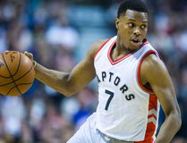 Raptors guard Kyle Lowry made it known he is no fan of U.S. President Donald Trump's travel ban targeting seven countries in Africa and the Middle East. (Ernest Doroszuk/Toronto Sun)