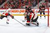 Supersub goalie Mike Condon will mark his 25th appearance this season when the Sens face the Panthers. (Getty Images)
