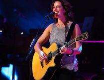 Sarah McLachlan brought her tour to Massey Hall in Toronto, Ont. on Thursday November 6, 2014. Michael Peake/Toronto Sun/Postmedia Network