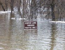 Risk of major spring flooding in Manitoba